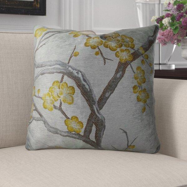 Baisden Handmade Luxury Pillow by Canora Grey