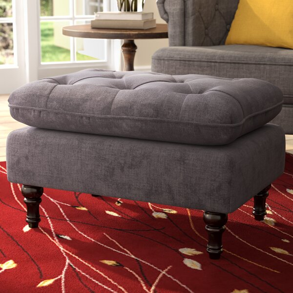 Bateman Ottoman by Andover Mills