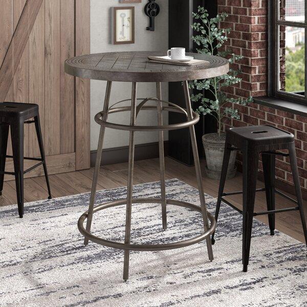Clarisse Pub Table by Laurel Foundry Modern Farmhouse