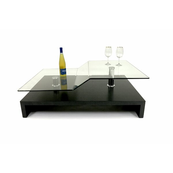 Sled Coffee Table With Storage By At Home USA