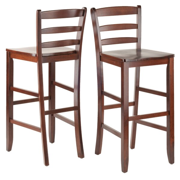 Parkland 30.12 Bar Stool (Set of 2) by Winsome