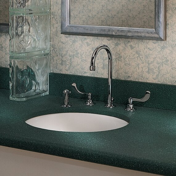 Monterrey Widespread Bathroom Faucet by American Standard
