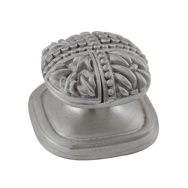 Medici Square Knob by Vicenza Designs