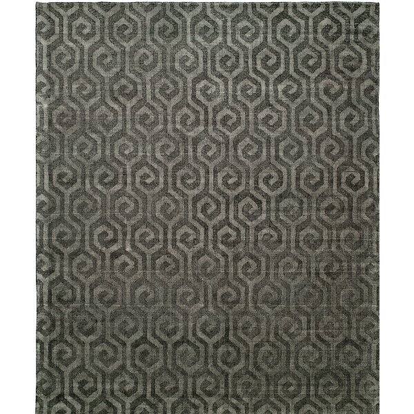 Handmade Gray Area Rug by Wildon Home ®