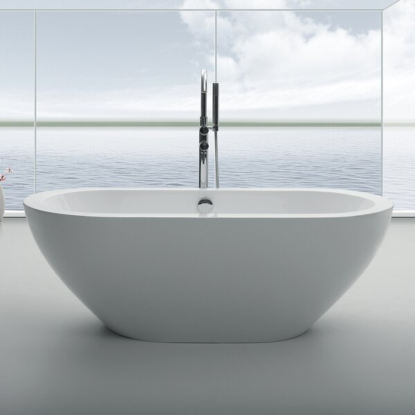 Lina 67 x 32 Bathtub by Eviva