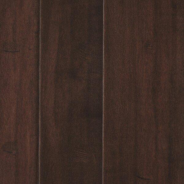 Kearny Random Width Engineered Maple Hardwood Flooring in Malt by Mohawk Flooring