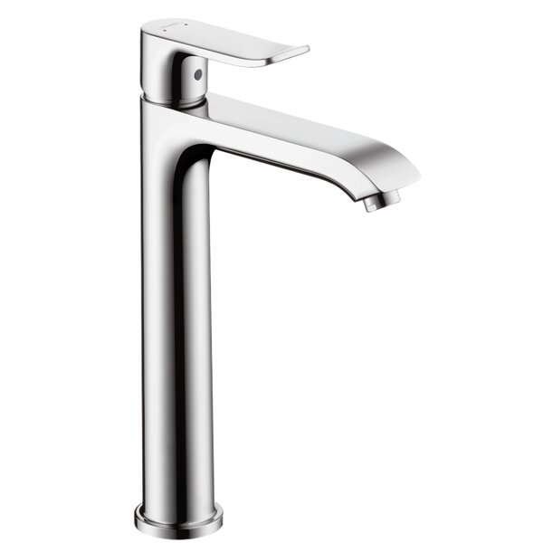 Metris Single Single Hole Standard Bathroom Faucet by Hansgrohe