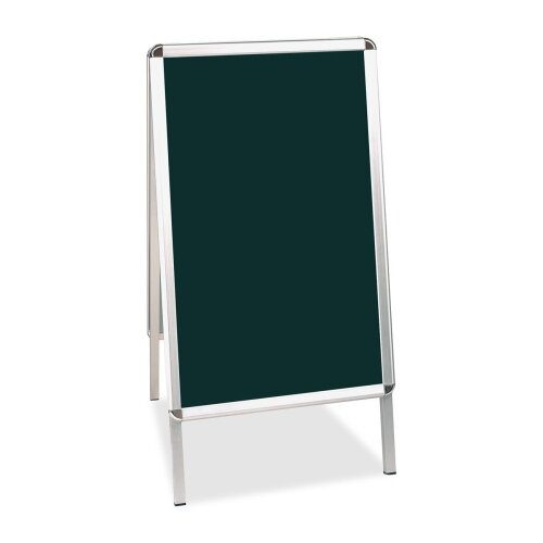 Mastervision Free Standing Chalkboard by Bi-silque Visual Communication Product, Inc.