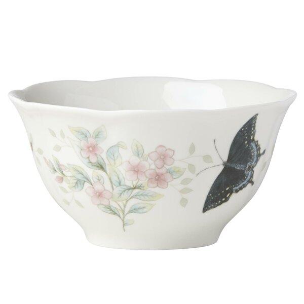 16 oz. Butterfly Meadow Flutter Hummingbird Rice Bowl by Lenox