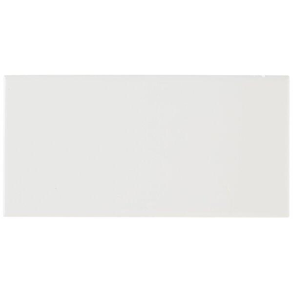 Berkeley 4.5 x 8.56 Ceramic Subway Tile in Arctic White by Itona Tile