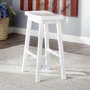 Best Reviews Kirkwood 24 Bar Stool by Beachcrest Home