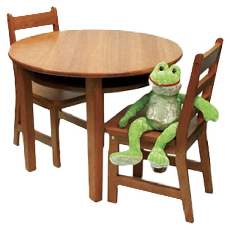 Alexa Kids 3 Piece Writing Table and Chair Set by Viv + Rae