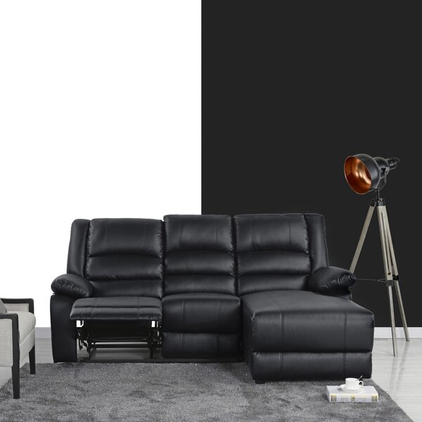 Woking Reclining Sectional by Ebern Designs