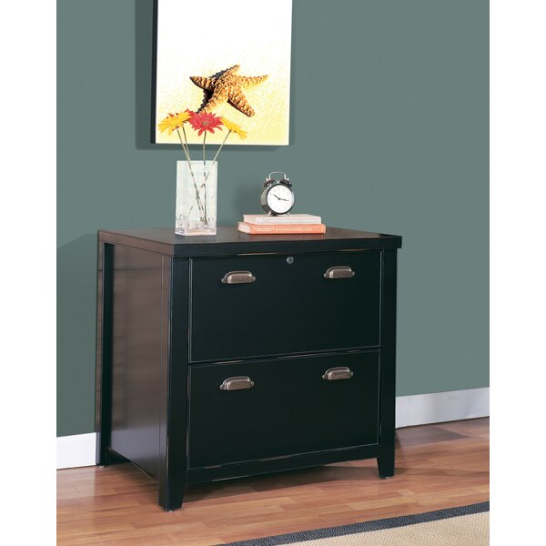 Tribeca Loft 2-Drawer Lateral File Cabinet by Martin Home Furnishings