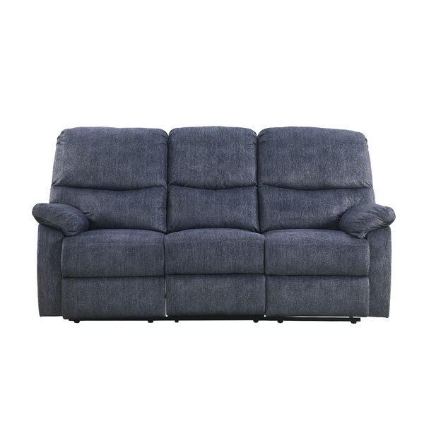 Sabion Reclining Sofa by Red Barrel Studio