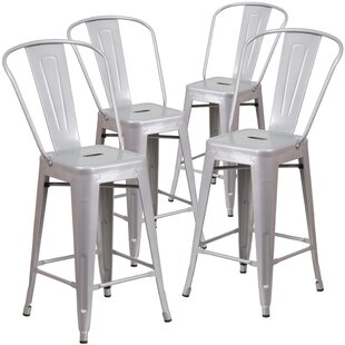 24 Inch Outdoor Stools Wayfair