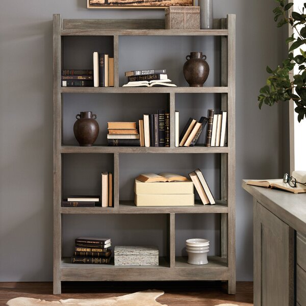 Urban Farmhouse Bunching Etagere Bookcase by Hooker Furniture