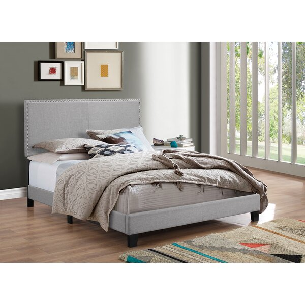 Templeton Upholstered Panel Bed by Mercer41