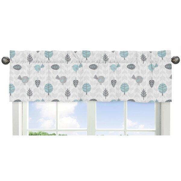 Earth and Sky Bird Print Window Valance by Sweet Jojo Designs