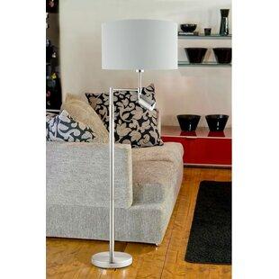 Compare Wardle 59 Swing Arm Floor Lamp By Brayden Studio