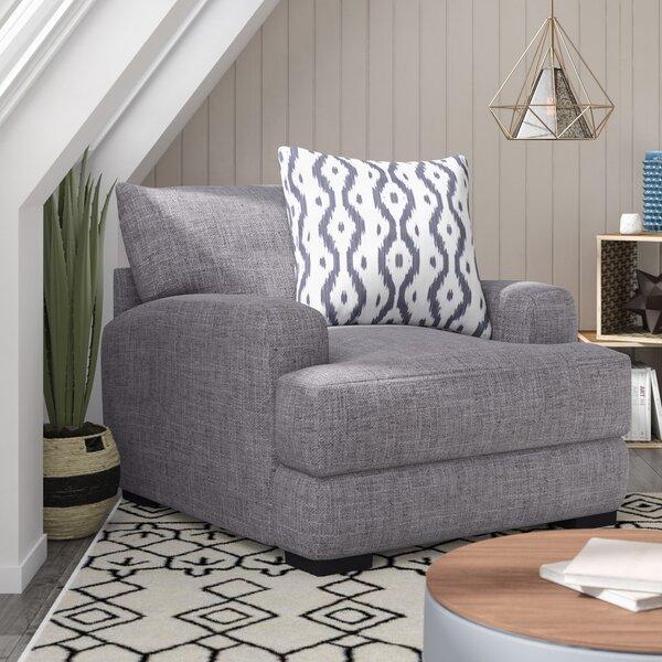 Ally Chair and a Half by Brayden Studio Brayden Studio