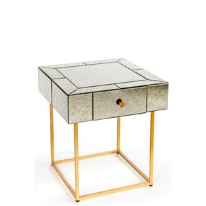 Dailyn End Table by Statements by J