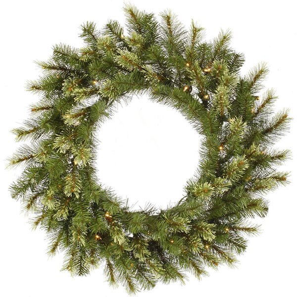 30 Artificial Jack Pine Christmas Wreath by Vickerman