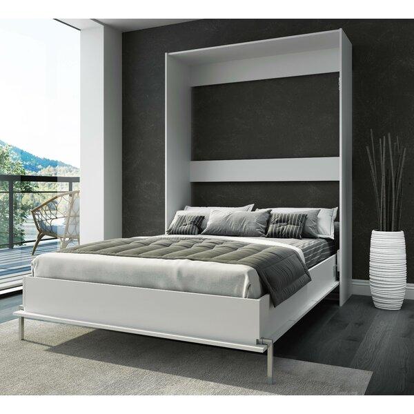 Ojas Full Murphy Bed by Orren Ellis