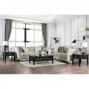 Arnetria 2 Piece Configurable Living Room Set by Red Barrel Studio®