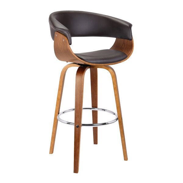 Chagnon Swivel Bar Stool by George Oliver