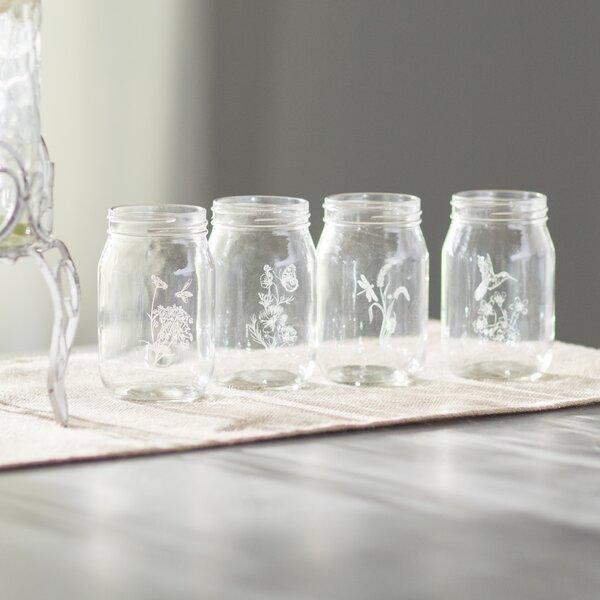 Meadow Drinking Jar by Lark Manor