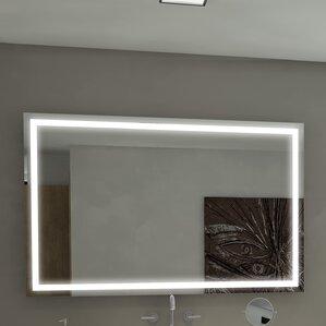 Bathroom Double Vanity Mirrors vanity mirrors | wayfair