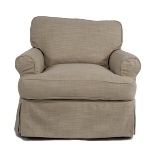 Maddy Slipcovered Armchair
