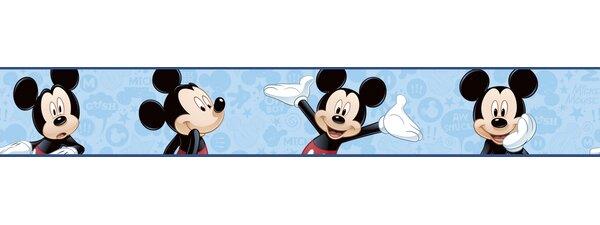 Walt Disney Kids II 9 Border Mickey Wallpaper by York Wallcoverings