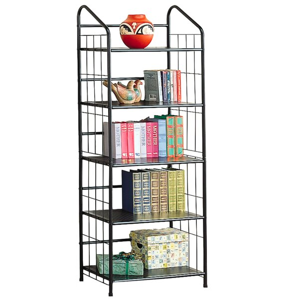 Sherwood Etagere Bookcase by Wildon Home ®