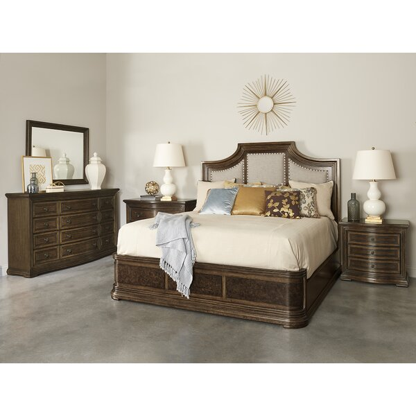 Salyer Platform Configurable Bedroom Set by Alcott Hill