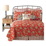 Warfel Reversible Quilt Set by August Grove®