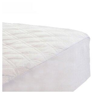 Avant Garde Platinum Polyester Mattress Pad ByHighland Feather