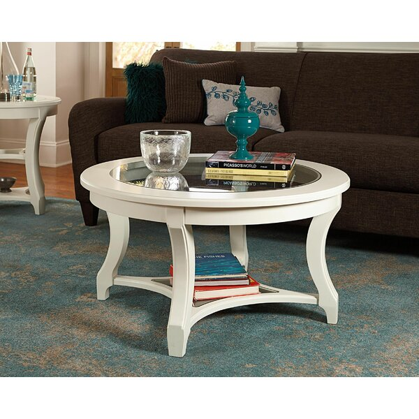 Deanne Coffee Table With Storage By Canora Grey