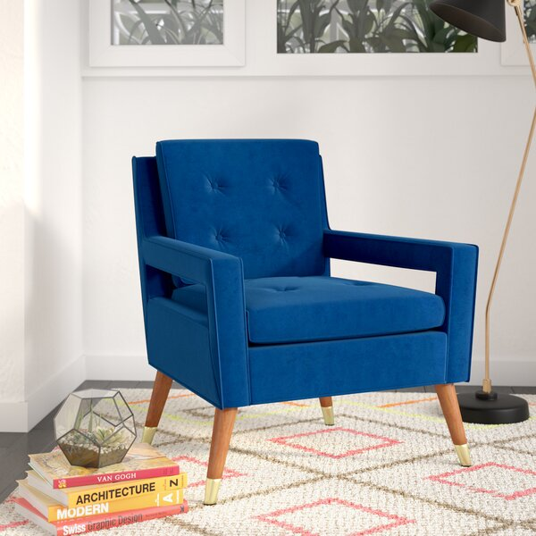 Alverstone Armchair by Langley Street