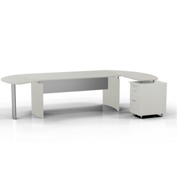 Medit Executive Desk by Mayline Group