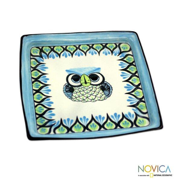 The Roberto Perez Platter by Novica