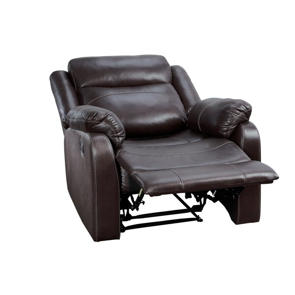 Review Erkson Manual Recliner