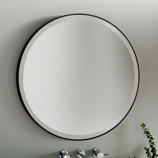 Colton Wall Mirror By Mercury Row.