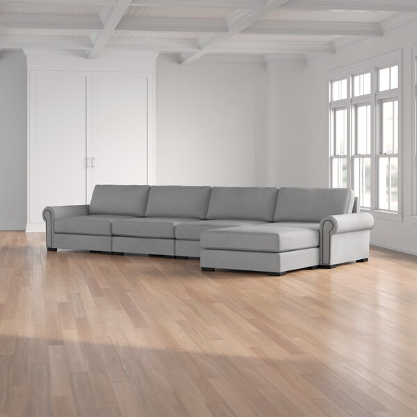 Willia Sectional By Three Posts