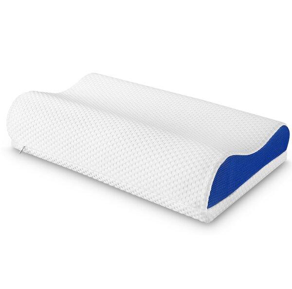 Ace Orthopedic Detachable Layer Memory Foam Standard Pillow by Alwyn Home