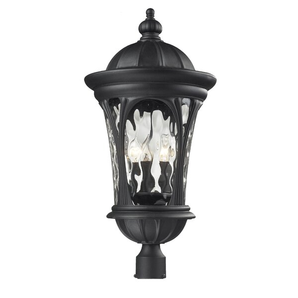 Lowther Outdoor Lantern Head by Astoria Grand