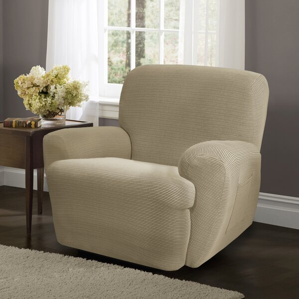 Connor T-Cushion Recliner Slipcover by Maytex