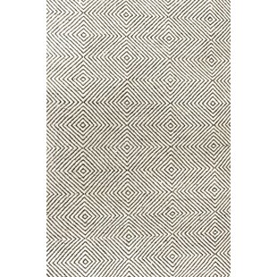 Marcelo Hand Tufted Wool Cotton Ivory Area Rug