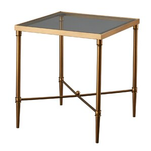 Porter End Table by Madison Park Signature
